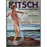 Kitsch: The World of Bad Taste (0876631065) by Gillo Dorfles