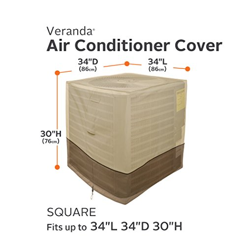 Classic Accessories Veranda Air Conditioner Cover