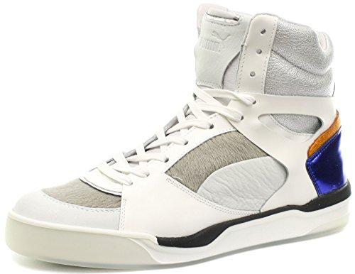 Puma Alexander McQueen MCQ Move Donna Sneaker, Bianco, 36