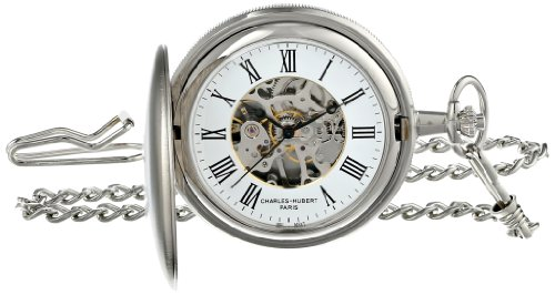 Charles-Hubert Mechanical Pocket Watch