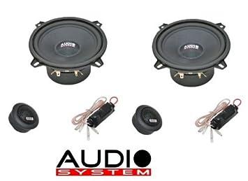 Audio system m 130 haut-parleur pour alfa romeo gTV/spider 1994-2005 5 portes à l'avant