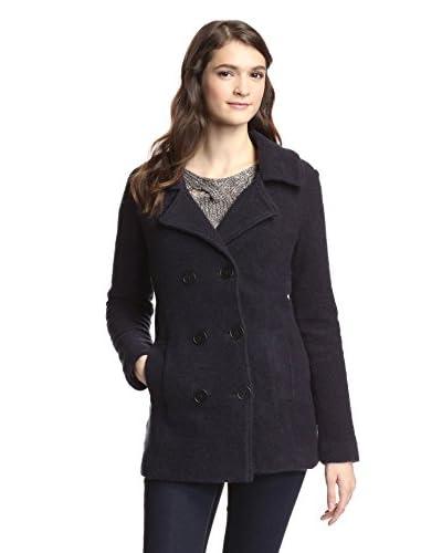 NIC+ZOE Women's Boiled Wool Jacket