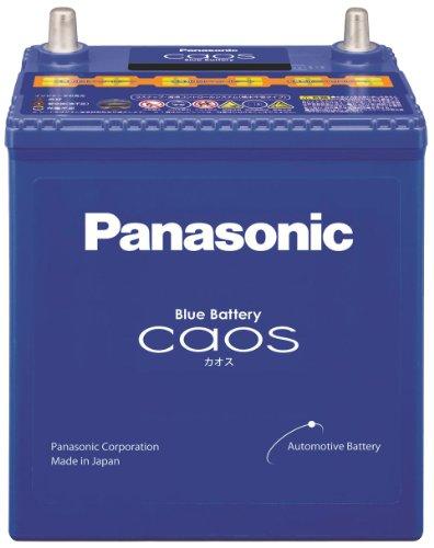 Panasonic [ パナソニック ] 国産車バッテリー [ Blue Battery カオス C5 ] N-100D23L