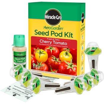 Miracle-Gro AeroGarden Fresh & Tasty Tomato Seed Pod Kit (Aerogarden Seed Kit Tomato compare prices)