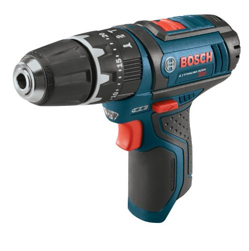 Bosch Bare-Tool PS130BN 12-Volt Max Lithium-Ion Ultra Compact 3/8-Inch Hammer Drill/Driver -Bare Tool with Exact-Fit L-BOXX Tool Insert Tray by Bosch (Bosch Impact Drill 12v compare prices)