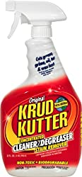 Krud Kutter All Purpose Cleaner & Degreaser for Floors, Walls & Other Surfaces, 946ml Spray