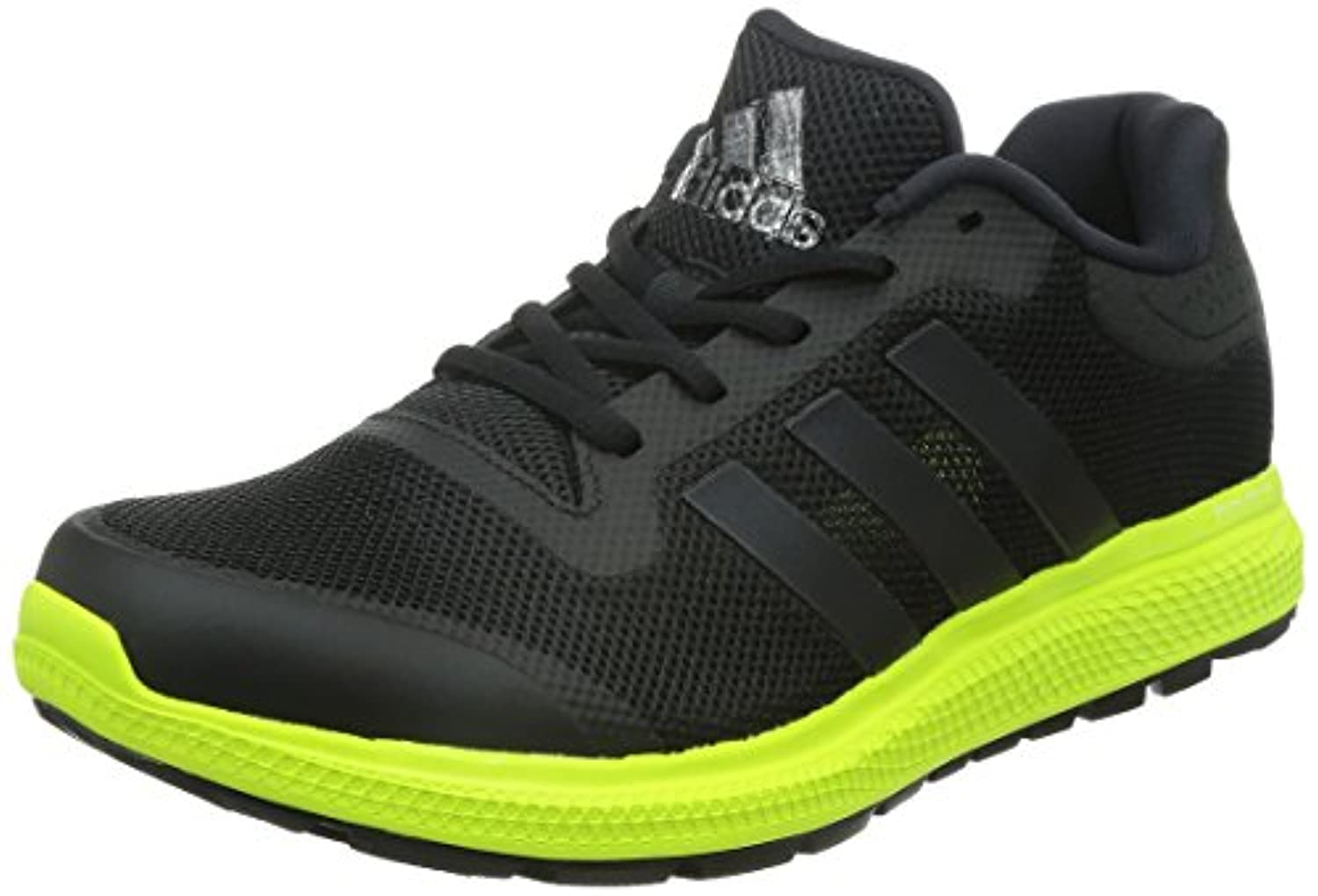 Adidas Men's energy bounce m Running Shoes Black US 10.5