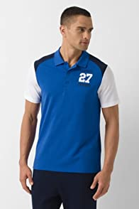 Super Light Color Block 27 Polo