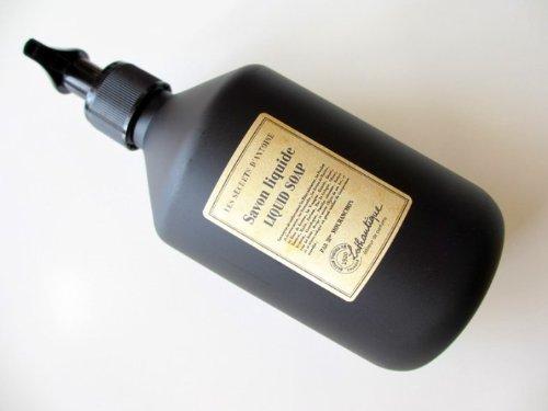 ロタンティック シークレット リキッドソープ 500ml 洗顔 シェービング 頭皮 ハンド 植物原料 メンズ スキンケア 南仏プロヴァンス
