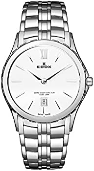 Edox Grand Ocean Ultra Slim Women's Watch