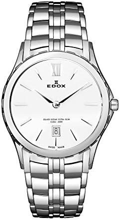 Edox Grand Ocean Ultra Slim Women's Watch