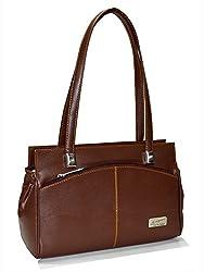 Utsukushii Women's Handbag(Brown) (BG516F)