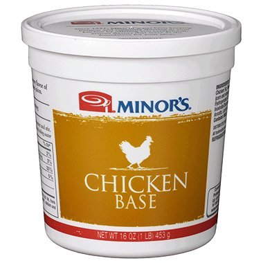 Minor's Chicken Base, Original Formula, 16 Ounce by l.j. minors