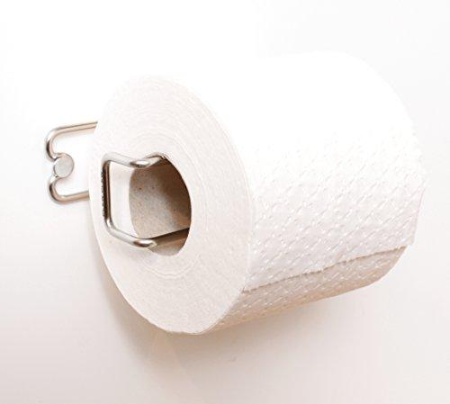 トイレットペーパーの設置は上向き派?それとも下向き派?