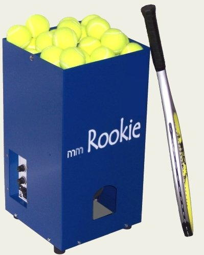 shipment match mate tennis ball machine