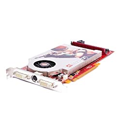 ATI All-In-Wonder Radeon X1800 GTO 256MB GDDR3 PCI Express (PCIe) Dual DVI Video Card w/TV-Out(s video to video,tv out,dvi port,vga port,with dvi to hdmi converter,hdmi port graphic card)