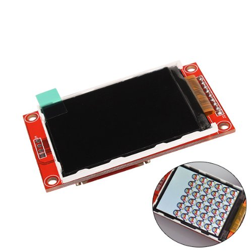 """Generic 2.2"""" Serial Spi Tft Color Lcd Module Display 240X320 W/ Pcb Adpater"""