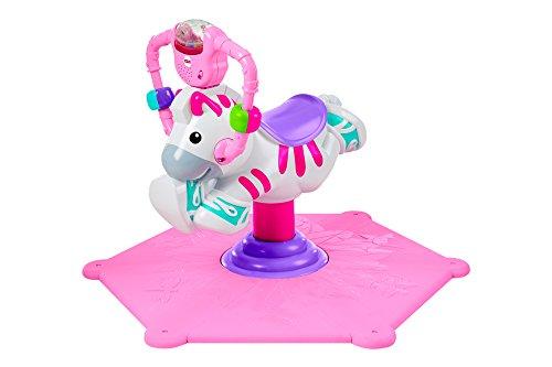 Fisher-Price - Zebra con movimiento y sonido [importado de Alemania] (Mattel)