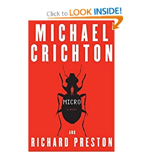 Micro - Michael Crichton