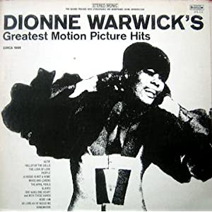 Dionne Warwick - Dionne Warwick's Greatest Motion Picture Hits