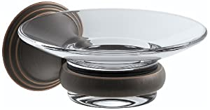 Kohler K-10560-2BZ Devonshire Soap Dish Holder, Oil Rubbed Bronze at Sears.com