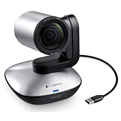 Logitech Logitech PTZ Pro Camera - USB HD 1080p PTZ Video Camera 960-001021