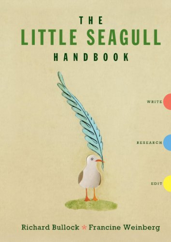 The Little Seagull Handbook [Spiral-bound]
