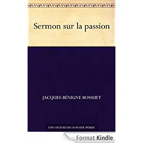 Sermon sur la passion