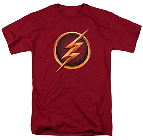 Chest Logo The Flash T-Shirt