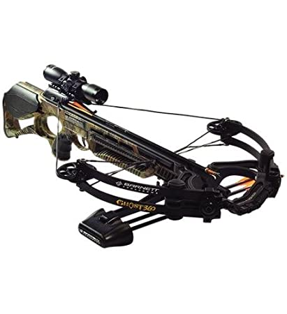 Barnett Outdoors Ghost 360 CRT Crossbow Package