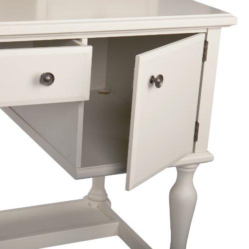 SEI Clement Desk, Off-White