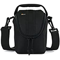 Lowepro LP36214 Adventura Ultra Zoom 100 Shoulder Bag (Black)
