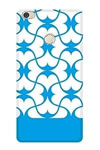 ZAPCASE PRINTED BACK COVER FOR Xiaomi Mi Max