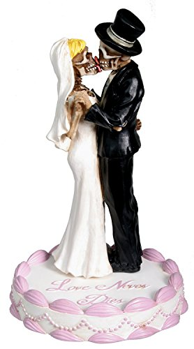 Wedding Skulls Collectible Figurine Statue