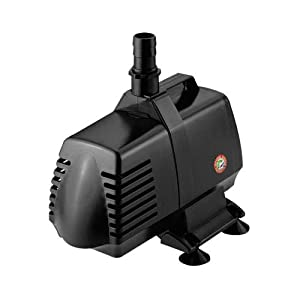 Imperial Garden Products OSI Submersible Pump GP-6000 1,630 GPH