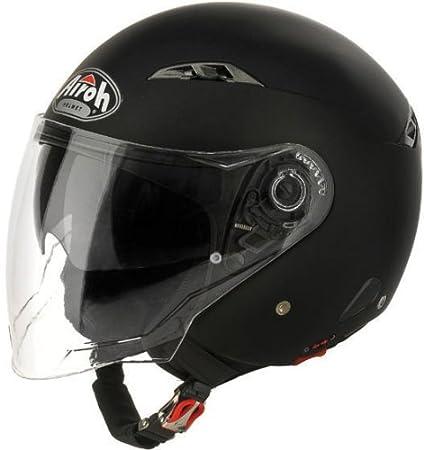 Airoh CO11L Casque, Noir, Taille : 59-60 cm