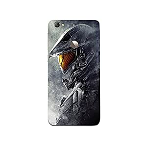 Mikzy Iron Man Printed Designer Back Cover Case for LeTv Le 1s