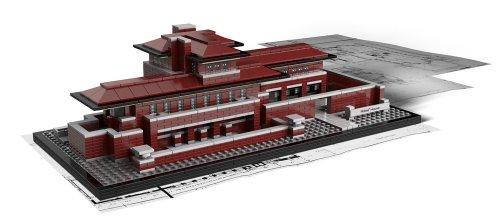 レゴ アーキテクチャー ロビー邸