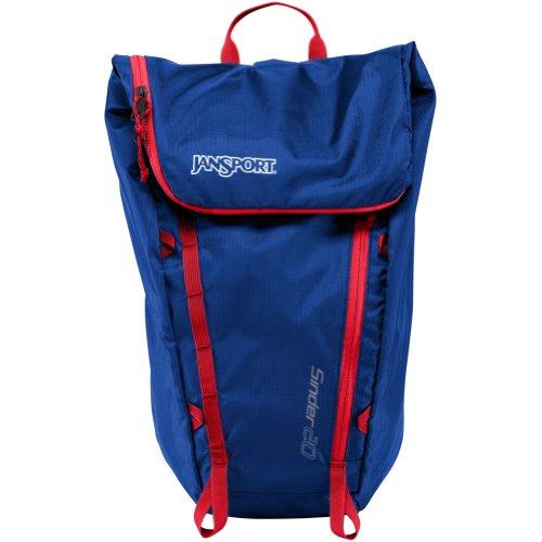 JanSport Sinder 20 Backpack - Blue Streak / 18.3