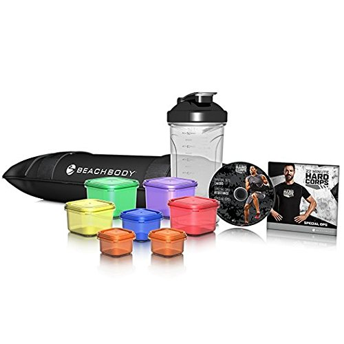 Tony Horton's 22 Minute Hard Corps Deluxe Upgrade Package