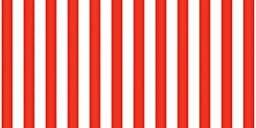 Pacon Fadeless Designs Bulletin Board Art Paper, 4-Feet by 50-Feet, Red & White Classic Stripes (57615)