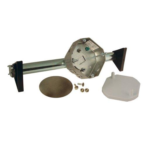 Hubbell Raco 926 Ceiling Fan Box W/Brace, 1-1/2-Inch Deep Circular Box, For New Work