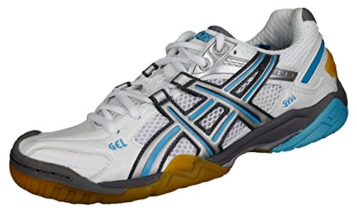 Asics Indoor Halle Handball Sportschuhe Gel-Domain Damen 0093 Art. E052Y