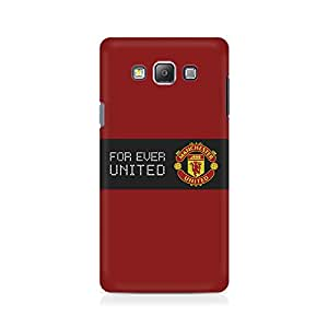 Motivatebox- Forever United Premium Printed Case For Samsung On 5 -Matte Polycarbonate 3D Hard case Mobile Cell Phone Protective BACK CASE COVER. Hard Shockproof Scratch-