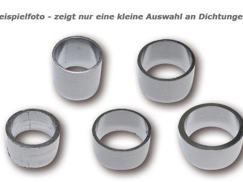 Auspuffverbindungsdichtung kAWASAKI 37,5 x 31,9 x 26 mm