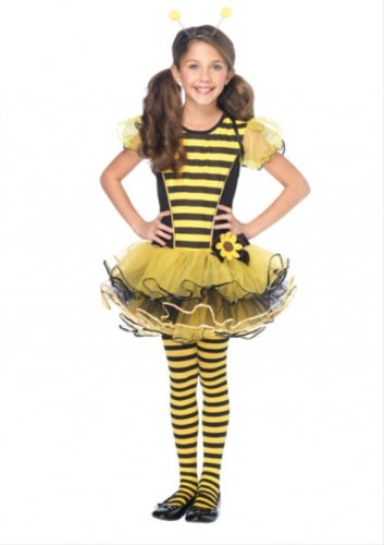 Buzzy Bee Childs Costume