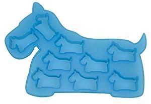 Eddingtons Silicone Ice Tray - Scottie Dog Shape