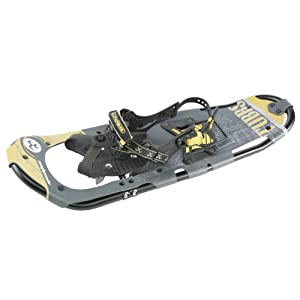 Tubbs Men's Xpedition Snowshoe (Grey/Yellow, 30-Inch)