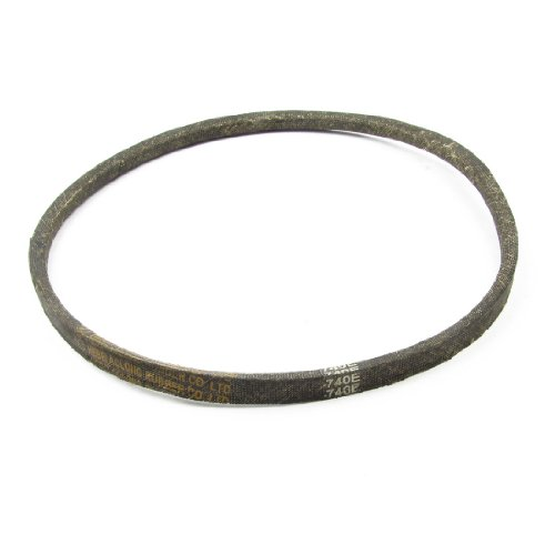 V Type Rubber Transmission Belt for Washing Machine A-740E 74cm