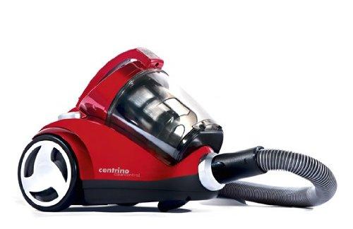 Dirt Devil M2881 Centrino clean control Aspirapolvere, 1800 W, colore: Rosso metallizzato